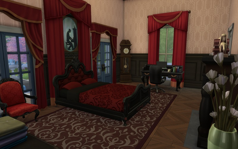 Xq Showcase Latest The Silver Stag Inn Page 5 The Sims Forums